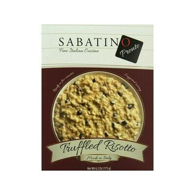 Sabatino Truffled Risotto Italy 6.2oz