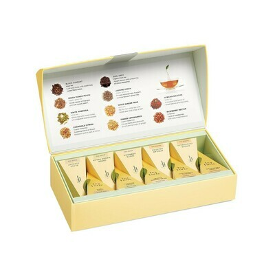 Tea Forte Tea Tasting Assortment Germany 1.04oz