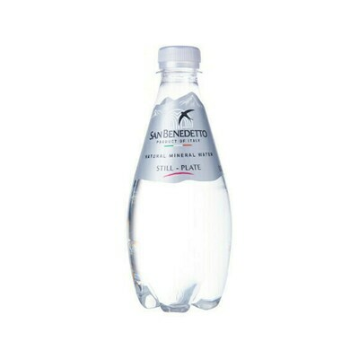 San Benedetto Natural Mineral Water Still Italy 400ml
