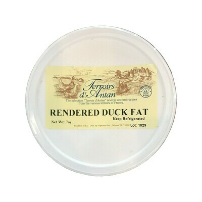 Terroir d'Antan Rendered Duck Fat United States 7oz
