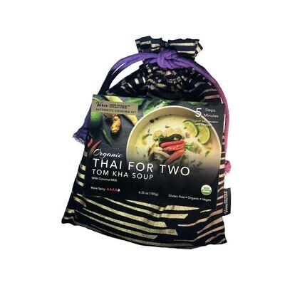 Thai For Two Tom Kha  Organic Soup Thailand 6.35oz