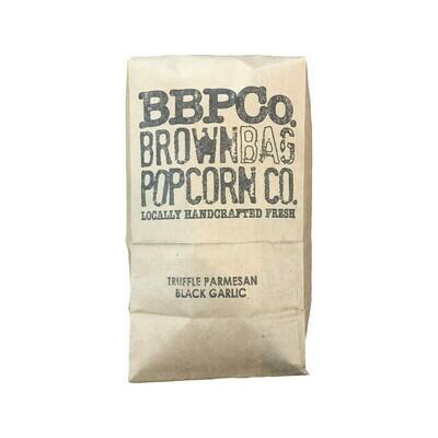 Truffle Parmesan Black Garlic Popcorn 0.25lb