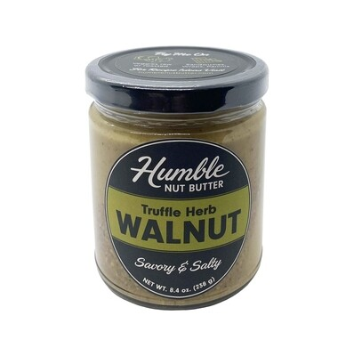 Humble Truffle Herb Walnut Butter 8.4oz