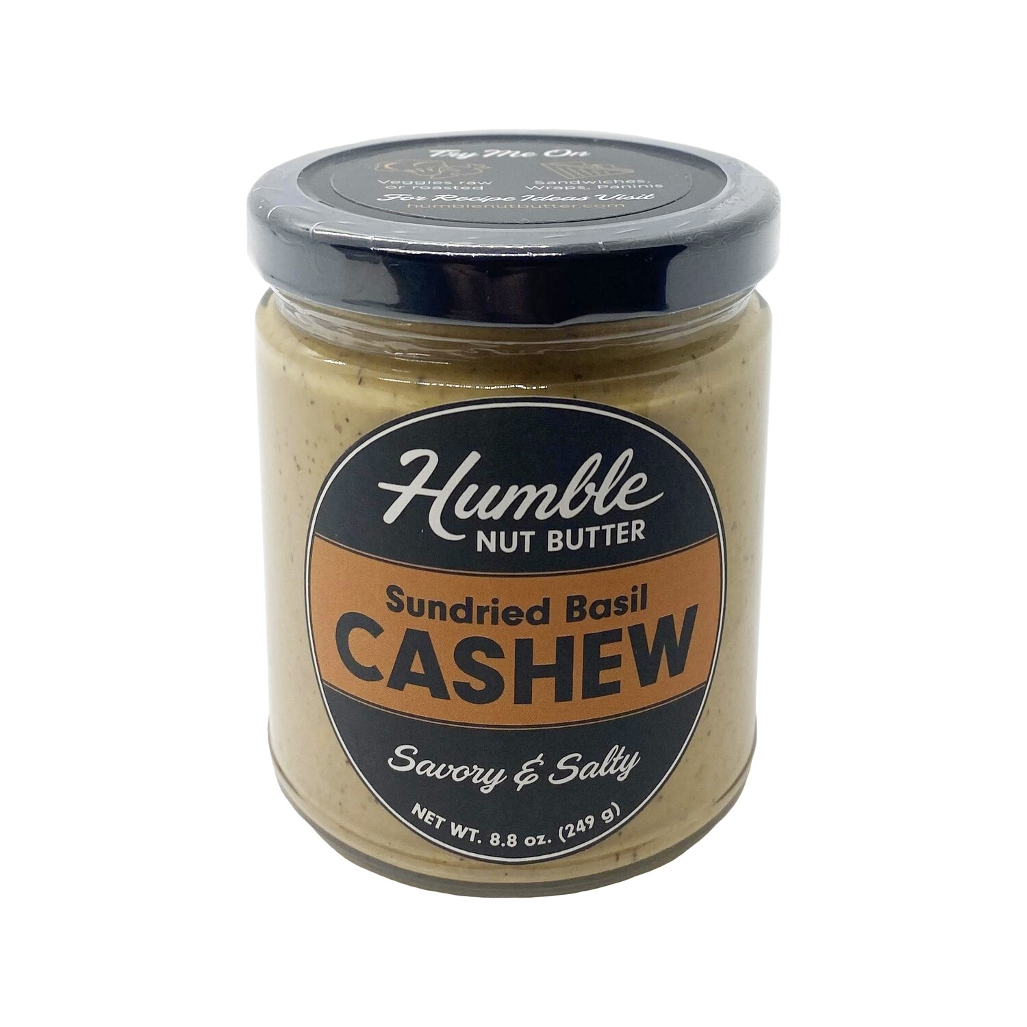 Humble Sundried Basil Cashew Butter 8.8oz