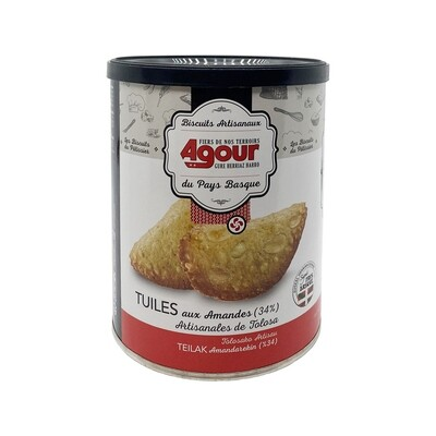 Agour Biscuits with Almonds Spain 5.3oz