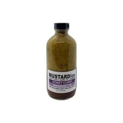 Honey Curry Vinagrette 8fl.oz