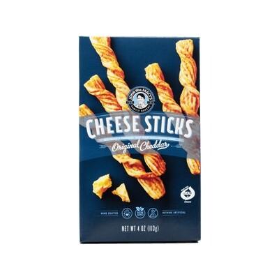 John Wm. Macy's Cheese Sticks Original Cheddar 4oz