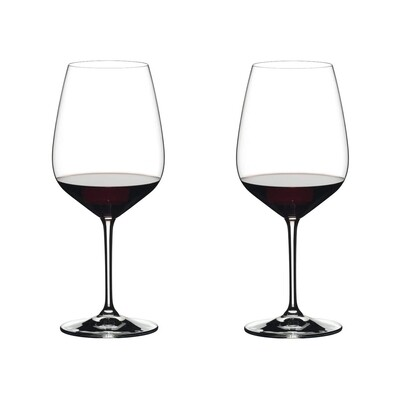 Riedel Extreme Cabernet Glasses 2 pieces