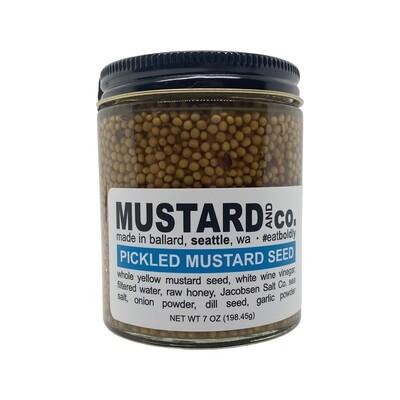 Pickled Mustard Seeds 7oz
