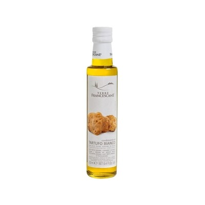 White Truffle Infused Extra Virgin Olive Oil Italy 8.5oz