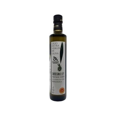 Ritrovo Organic DOP Extra Virgin Olive 500ml Italy
