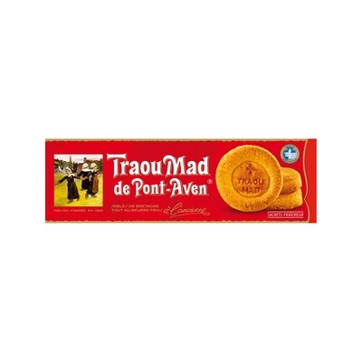 Traou Mad Butter Cookies 3.5oz France