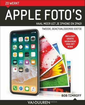 Zo werkt Apple Foto's, 2e editie