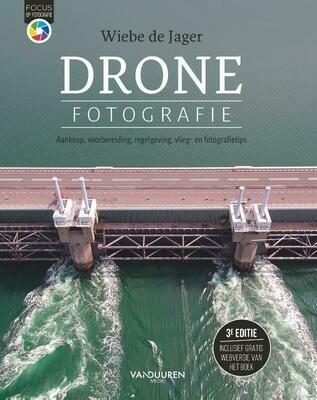 Dronefotografie, 3e editie - Focus op Fotografie
