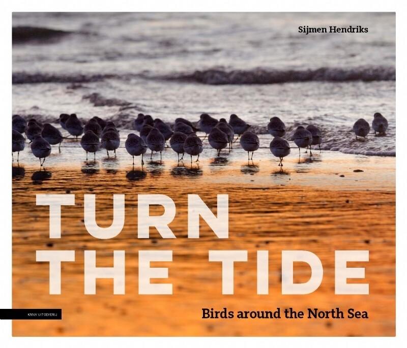Turn the tide - Vogels rond de Noordzee - Sijmen Hendriks