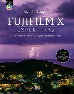 Fujifilm X Experttips - Focus op fotografie