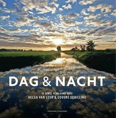 Dag & nacht - De hemel verklaard door Helga van Leur & Govert Schilling