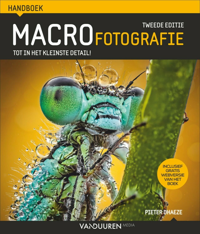 Handboek Macrofotografie - 2e editie