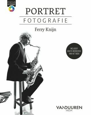 Portretfotografie - Van (eerste) thuisstudio tot op locatie