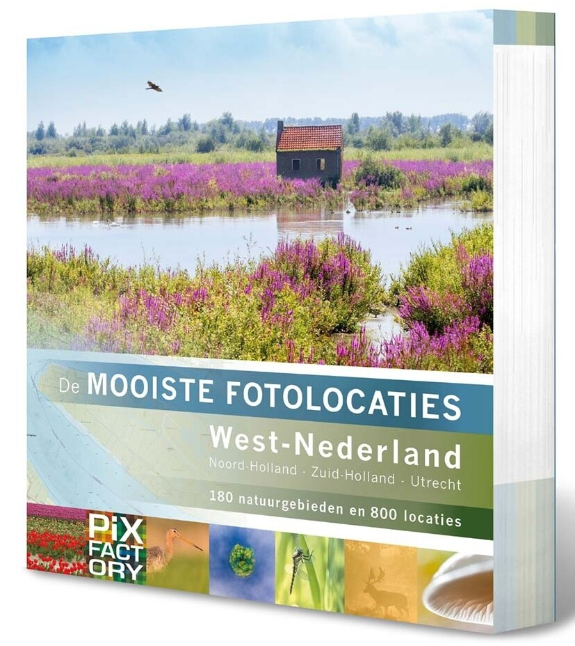 De mooiste fotolocaties van West-Nederland (Noord-Holland, Zuid-Holland en Utrecht)
