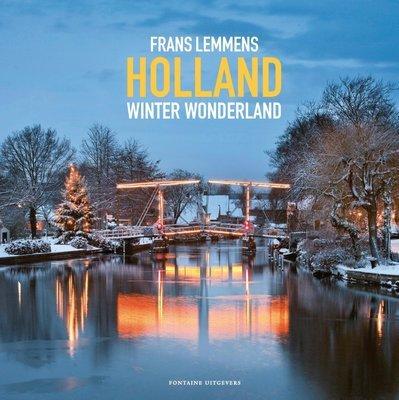 Holland - Winter Wonderland van Frans Lemmens