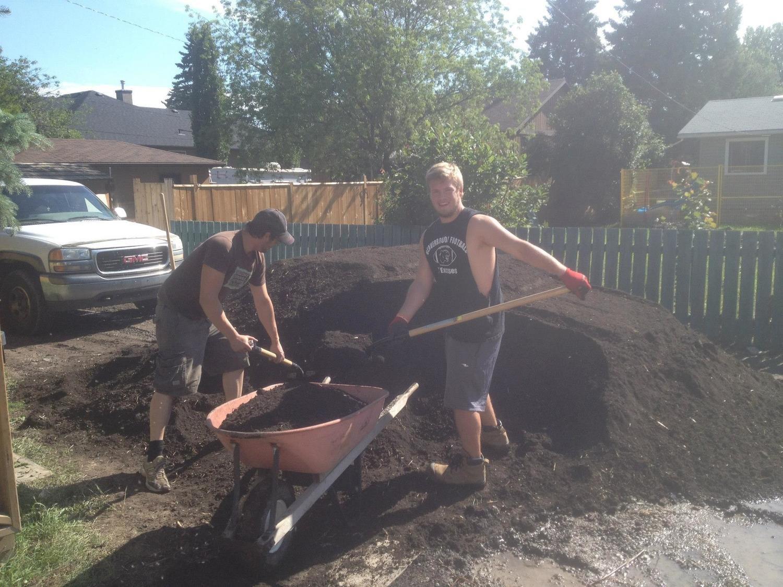 Fresh Topsoil (Screened Loam) Per Cubic Yard
