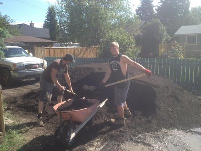 Fresh Topsoil (Screened Loam) Per Cubic Yard