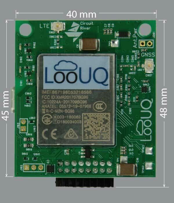 LTEm1 LTE CAT-M1/NB-IOT M2M Modem