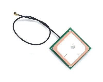 GNSS Active Patch Antenna (25*25mm)