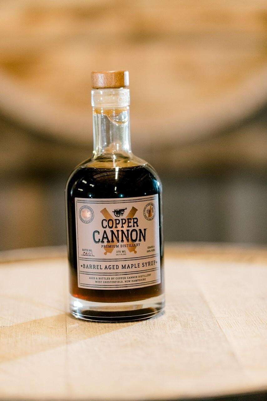 Barrel Aged Maple Syrup, 375 ml