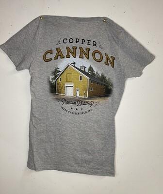 Women's Vintage Crewneck T-Shirt
