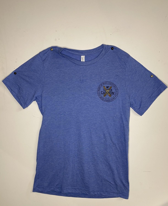 Men's Crewneck T-shirt, Cannon