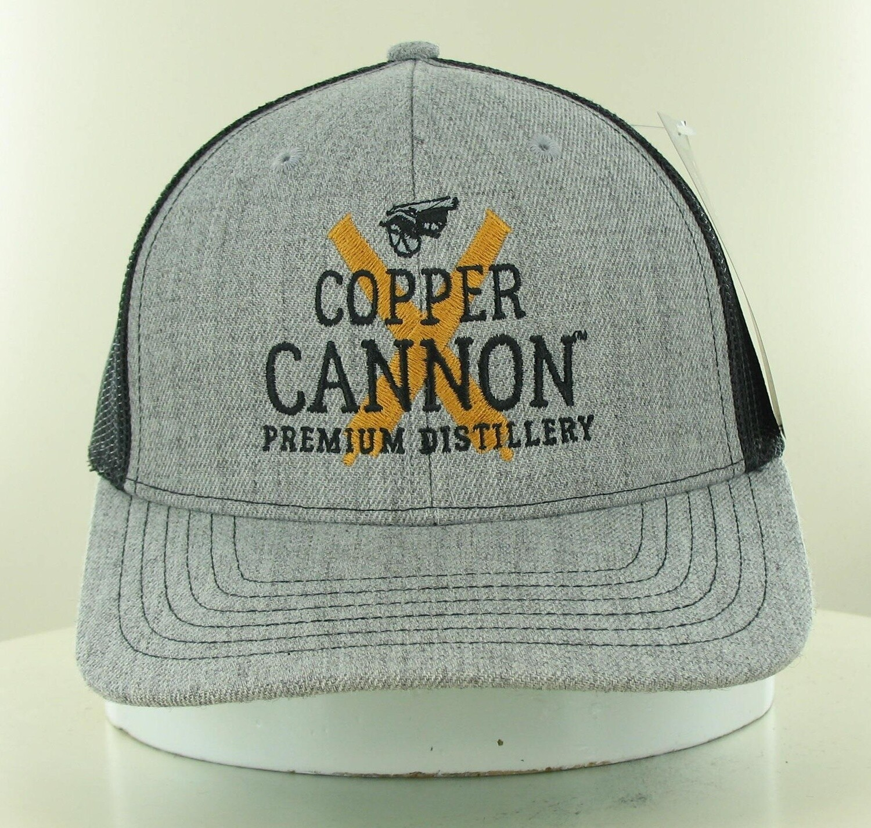 Copper Cannon Trucker Hat