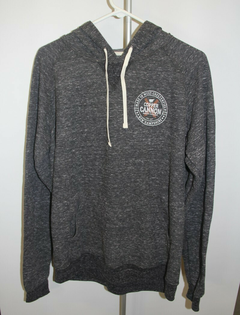 Copper Cannon Hoodie