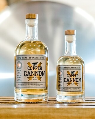 Copper Cannon Hand Crafted Maple Rum