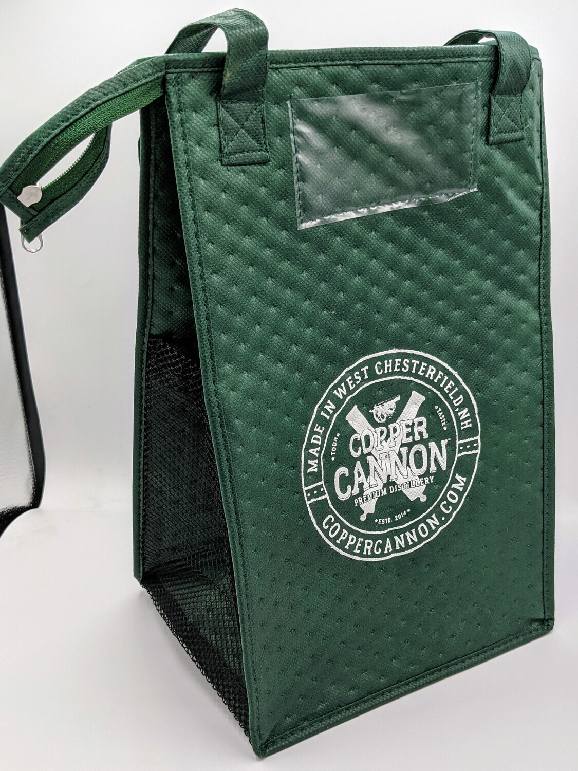 Copper Cannon Insulated Cooler Totebag