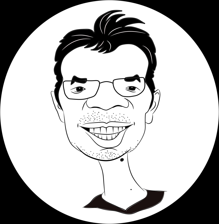 Customized Digital Comic Portrait