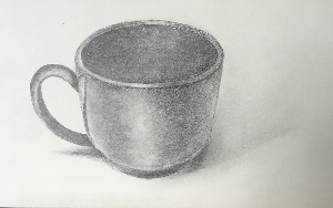 Drawing Class(素描课) (age 8+, $12/class, EST 4:00PM-5:00PM, Fridays) (Please read course description for how to buy classes.)