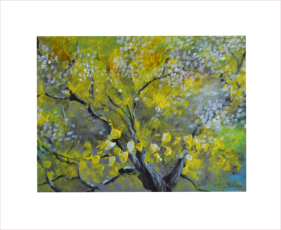 Original Painting on Sale: Tree