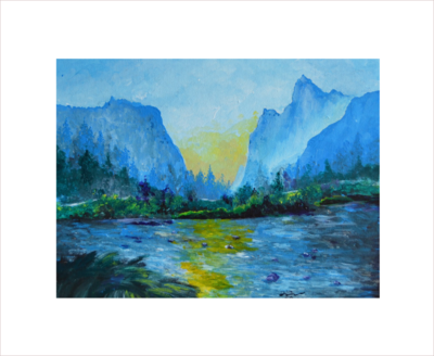 Original Painting on Sale:Landscape