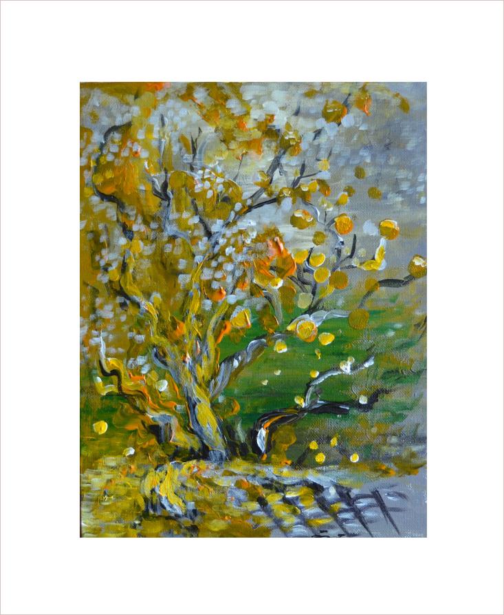 Original Painting on Sale:Fall