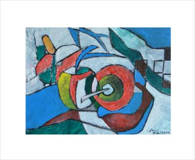 Beginners Acrylic Painting Class(丙烯画初级班) - Epie After School Program