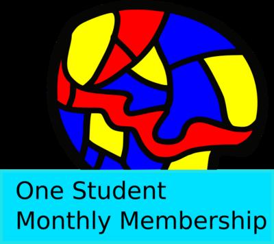 One Student Membership(单个学生月会员)-Epie After School Program