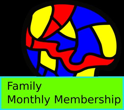 Family Membership(多个学生家庭月会员)-Epie After School Program
