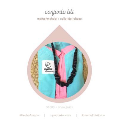 Titi con meitai/mehdai + collar