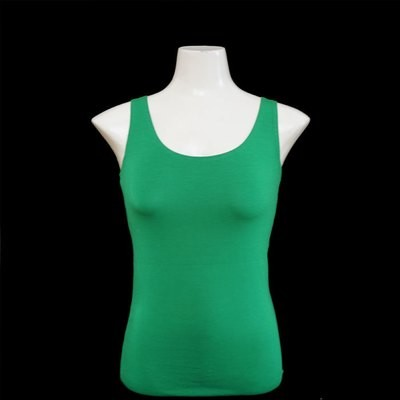 Yoga Tank Shirt - Grün