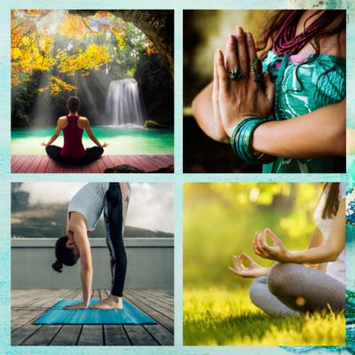 Zugang zu allen ONLINE Yogakursen - UNBEGRENZT bis 31. August 2020!