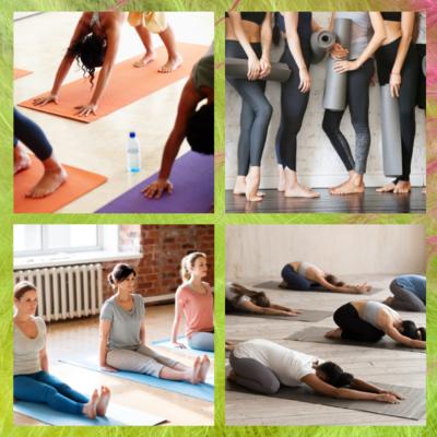 Zugang zu allen ONLINE Yogakursen - UNBEGRENZT bis 31. Oktober 2020!