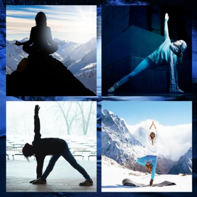 Zugang zu allen ONLINE Yogakursen - UNBEGRENZT bis 31. Dezember 2020!