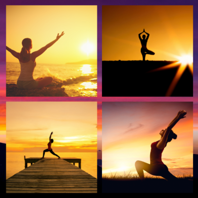 Zugang zu allen ONLINE Yogakursen - UNBEGRENZT bis 31. Januar 2021!